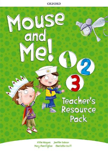 Mouse and Me!: Levels 1-3: Teacher's Resource Pack: Who do you want to be? - Mouse and Me!