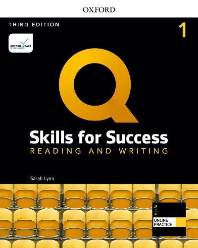 Q: Skills for Success: Level 1: Reading and Writing Student Book with iQ Online Practice - Q: Skills for Success