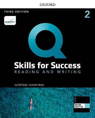 Q: Skills for Success: Level 2: Reading and Writing Student Book with iQ Online Practice - Q: Skills for Success