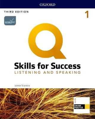 Q: Skills for Success: Level 1: Listening and Speaking Student Book with iQ Online Practice - Q: Skills for Success