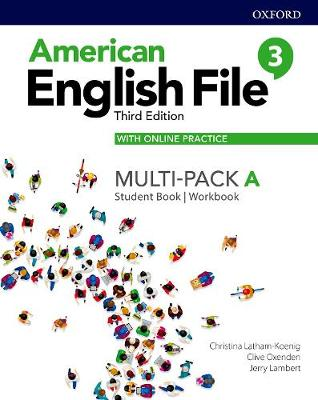 American English File 3e Multi-pack 3a Pack