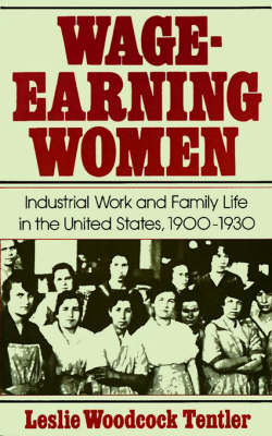 Wage-Earning Women: Industrial Work and Family Life in the United States, 1900-1930 - Galaxy Books 711 (Paperback)