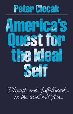 America's Quest for the Ideal Self (Paperback)
