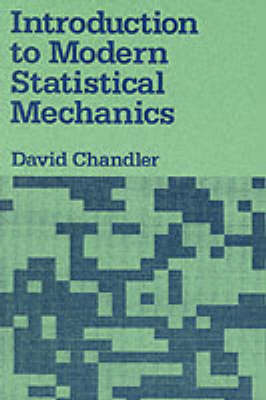 Introduction to Modern Statistical Mechanics (Paperback)