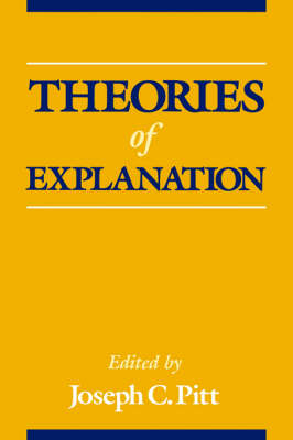 Theories of Explanation (Paperback)