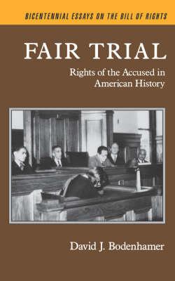 Fair Trial (Paperback)
