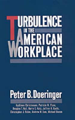 Turbulence in the American Workplace (Hardback)