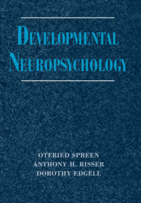 Developmental Neuropsychology (Paperback)