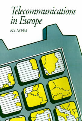 Telecommunications in Europe - Communication and Society (Hardback)