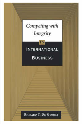 Competing with Integrity in International Business (Paperback)