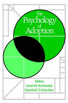The Psychology of Adoption (Paperback)