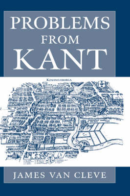Problems from Kant (Hardback)