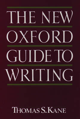 The New Oxford Guide to Writing (Paperback)