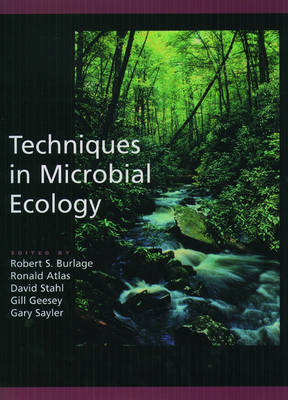 Techniques in Microbial Ecology (Paperback)