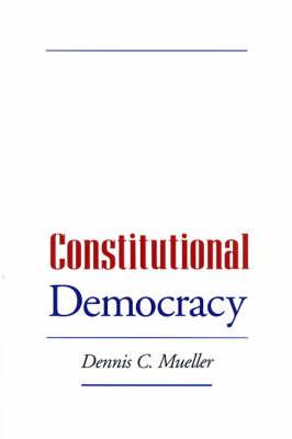 Constitutional Democracy (Hardback)