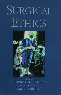 Surgical Ethics (Hardback)