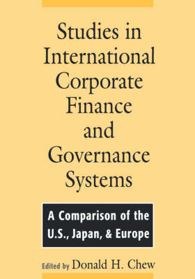 a comparitive study of corporate governance The purpose of this paper is to find out how the governments and the companies in india, china and japan corporate governance tool free study.