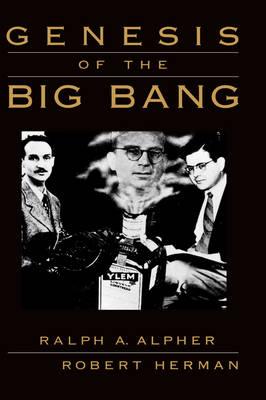 Genesis of the Big Bang (Hardback)
