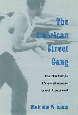 The American Street Gang: Its Nature, Prevalence, and Control - Studies in Crime and Public Policy (Paperback)
