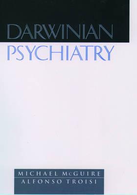 Darwinian Psychiatry (Hardback)
