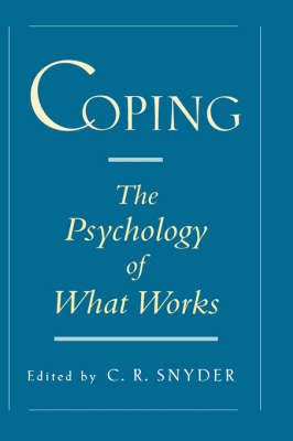 Coping: The Psychology of What Works (Hardback)