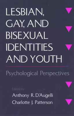 Lesbian, Gay, and Bisexual Identities and Youth: Psychological Perspectives (Paperback)