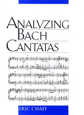 Analyzing Bach Cantatas (Hardback)