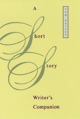A Short Story Writer's Companion (Paperback)