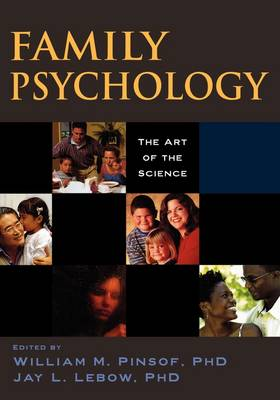 Family Psychology: The Art of the Science - Oxford Textbooks in Clinical Psychology (Hardback)