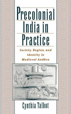Precolonial India in Practice: Society, Region, and Identity in Medieval Andhra (Hardback)