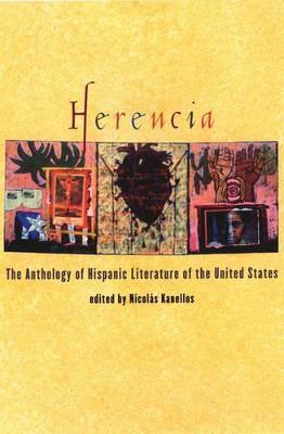Herencia: The Anthology of Hispanic Literature of the United States (Hardback)