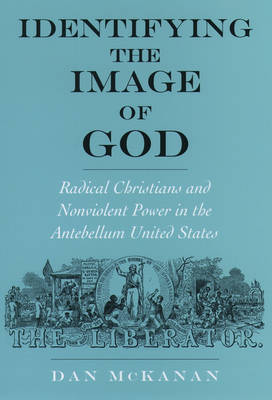 Identifying the Image of God: Radical Christians and Nonviolent Power in the Antebellum United States - Religion in America (Hardback)