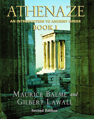 Athenaze: Book I: An Introduction to Ancient Greek (Paperback)