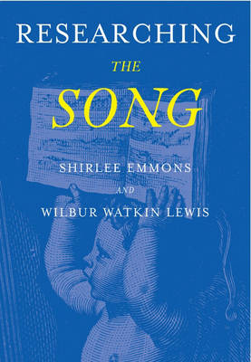 Researching the Song: A Lexicon (Hardback)