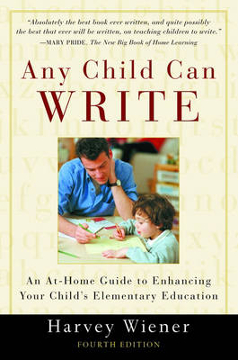 Any Child Can Write (Paperback)