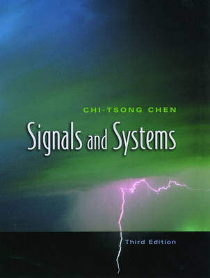 Signals and Systems - The Oxford Series in Electrical and Computer Engineering (Hardback)