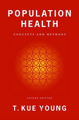 Population Health: Concepts and methods (Hardback)
