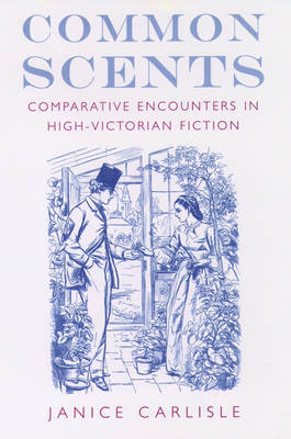 Common Scents: Comparative Encounters in High-Victorian Fiction (Hardback)