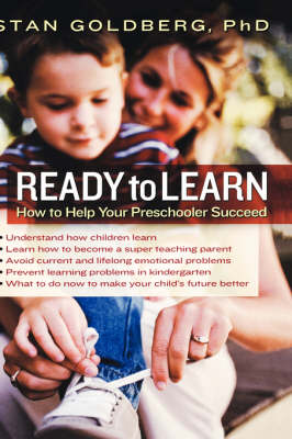 Ready to Learn: How to help your preschooler succeed (Hardback)