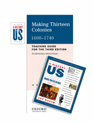 A History of Us Book 2 Teaching Guide for the Third Edition (Paperback)