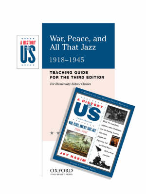 A History of Us Book 9 Teaching Guide for the Third Edition (Paperback)