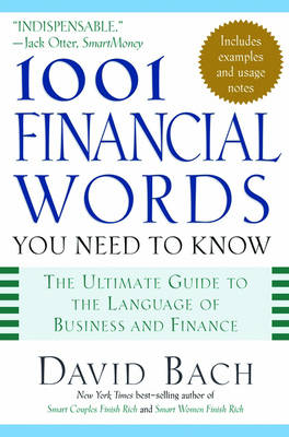 1001 Financial Words You Need to Know (Hardback)