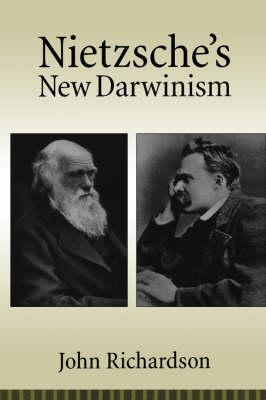 Nietzsche's New Darwinism (Hardback)