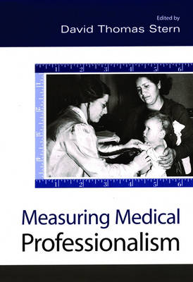 Measuring Medical Professionalism (Hardback)