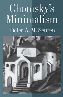 Chomsky's Minimalism (Paperback)