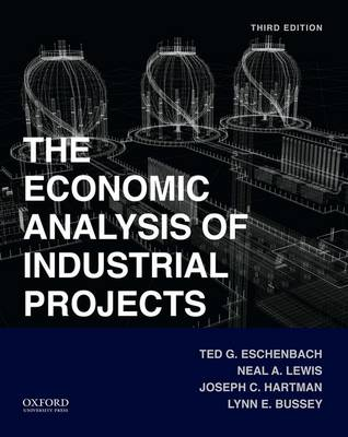 Economic Analysis of Industrial Projects (Hardback)