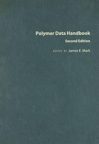The Polymer Data Handbook (Hardback)