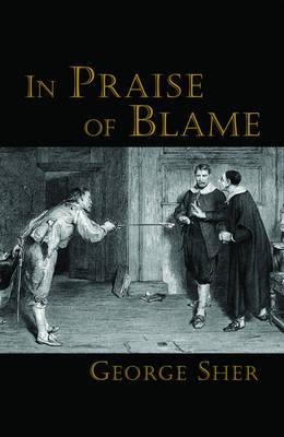 In Praise of Blame (Hardback)
