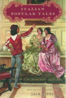 Italian Popular Tales (Paperback)