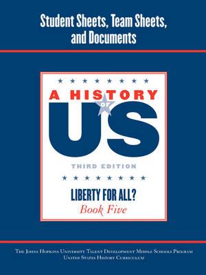 Johns Hopkins University Student Workbook for Book 5 Hofus - History of US (Paperback) (Paperback)